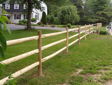 Decorative Fence Post by East Nj Wood Post Rail Decorative Fence
