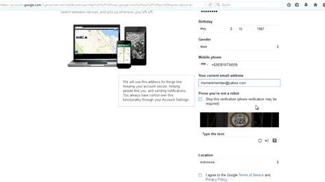 membuat email pribadi cara membuat email pribadi youtube
