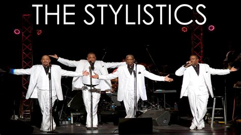 the in the stylistics official home of the stylistics