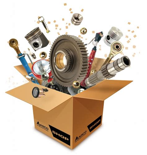 The Spare Parts Box spare parts