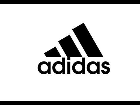 illustrator tutorial   create vector logo adidas