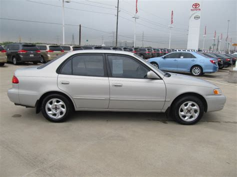 Toyota Corolla 2000 Automatic 2000 Toyota Corolla G 1 5 Automatic Related Infomation
