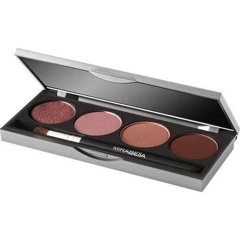 mirabella eyeshadow palette iconic 4 color