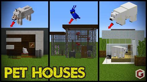 Pet S House Design Ideas Ka Minecraft Cat House Www Pixshark Images Galleries