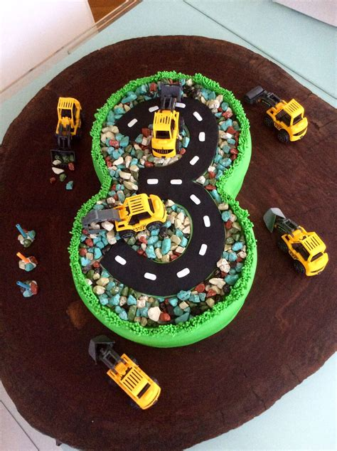 cake ideas for 3 year boy birthday cake digger 3 year boy birthday