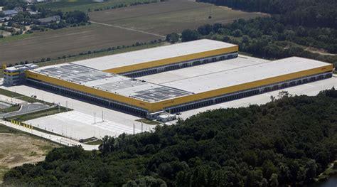 bis wann stellt dhl zu bis zu 600 neue arbeitspl 228 tze dhl baut mega paketzentrum