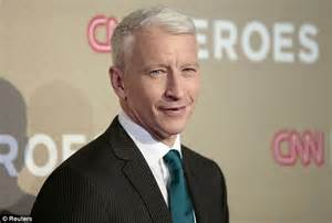 Famous People Who Are Blind Anderson Cooper Reveals He Went Blind For 36 Hours Last