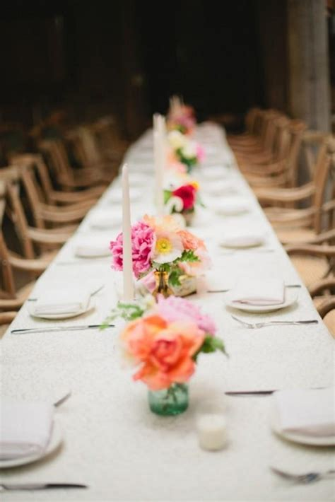 simple wedding table decoration cheap wedding table