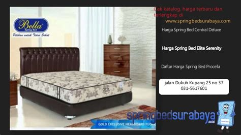 Matras American Di Surabaya bed american surabaya