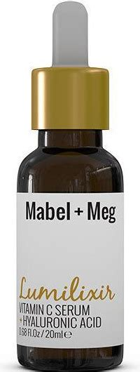 Mabel Meg Lumilixir Serum mabel and meg lumilixir serum