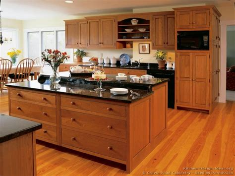 Light Wood Floors And Kitchen Cabinets Light Cherry Wood Light Cherry Kitchen Cabinets