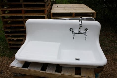 Porcelain Kitchen Sink With Drainboard Kitchen Enchanting Picture Of Kitchen Decoration Using White Porcelain Kitchen Drainboard Farm