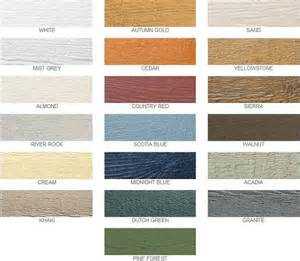 smart siding colors lp smartside prefinished colors td colors
