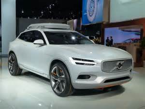 Fast Volvo News Volvo Completes A Hat Trick Of Show Concepts The