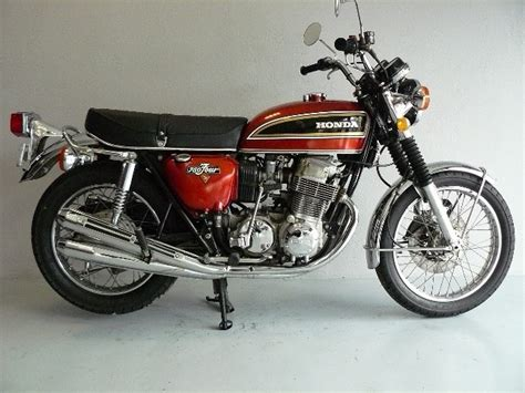 honda cb 750 four k5 specs 1974 1975 autoevolution