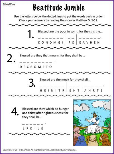 Beatitudes Printable Worksheets by Best 25 Beatitudes Ideas On Beatitudes For
