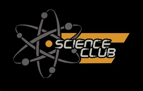 on science logo designing science club ambigram galore