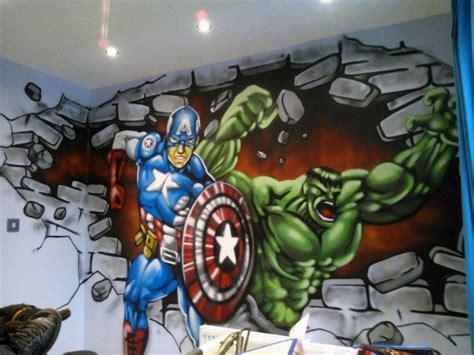 Dinosaurs Murals Walls children teen kids bedroom graffiti mural all things