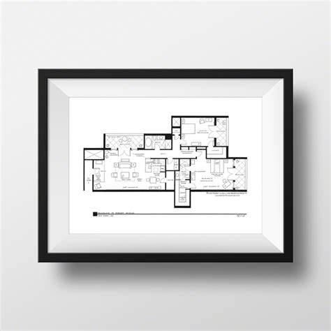 how is my how i met your barney stinson apartment floorplans touch of modern