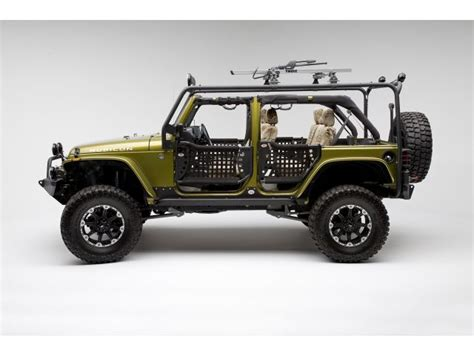 armor jk 6135 armor 4x4 front trail doors for