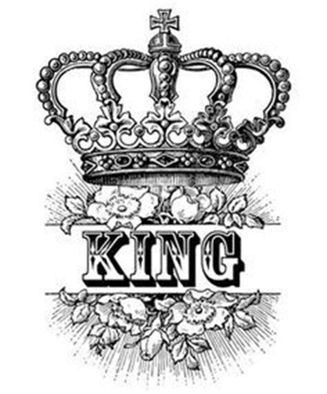 king crown design in hair cut king and queen crown tattoos google search tattoo