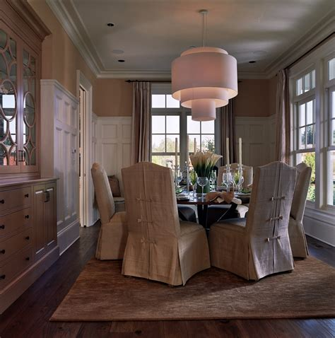 dining room chair ideas spectacular slipcovers for chairs with arms decorating ideas images in dining room traditional