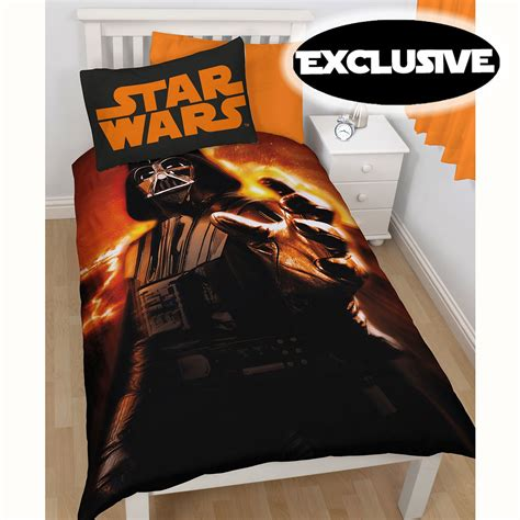Star Wars Duvet Cover Star Wars Duvet Covers Bedding Bedroom New And Official Ebay