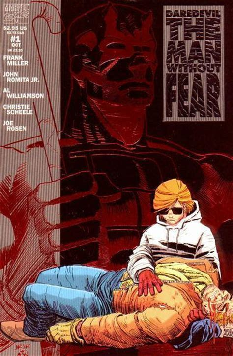 daredevil the man without fear by vranckx on daredevil the man without fear comics ign