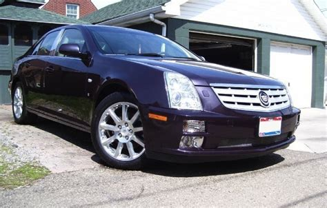 blackberry 2006 cadillac sts paint cross reference