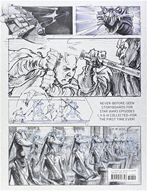 star wars storyboards the prequel trilogy cinema e televisione panorama auto