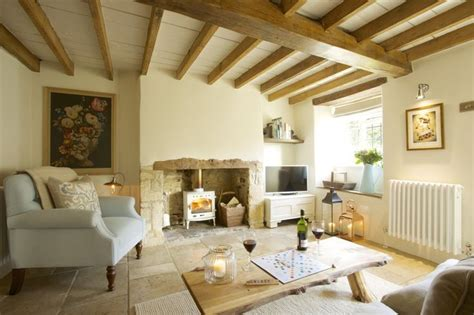 Luxury Cottage Interiors by Luxury Self Catering Cottage Fulbrook Oxon