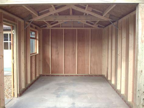 Detached Car Garage by Warwick Garages Warwick Garage Timber Garages