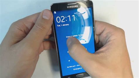 pattern lock remover for samsung samsung galaxy note 3 n9005 how to remove pattern lock