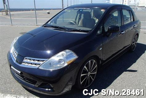 nissan tiida 2008 black 2008 nissan tiida latio black for sale stock no 28461