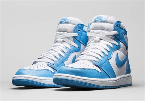 Nike Air 1 Retro High Og Unc air 1 retro high og unc 2015 sneaker bar detroit