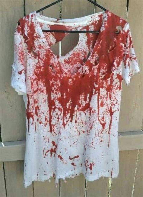 Zombie Shirt Tutorial   1000 ideas about zombie makeup on pinterest fx makeup