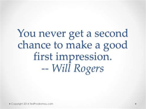 7 Ways To Make A Impression by 17 Best Impression Quotes On