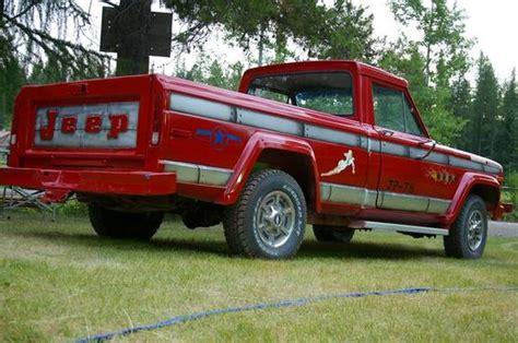 Jeep Play 4x4 Play 1978 Jeep J Series Specs Photos Modification