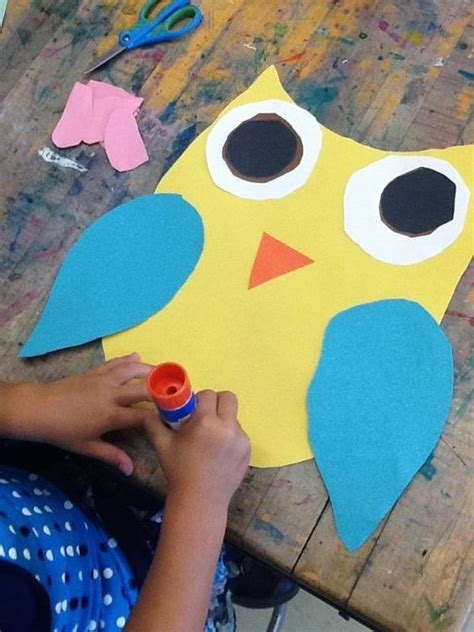 Paper Owls Crafts - the world s catalog of ideas