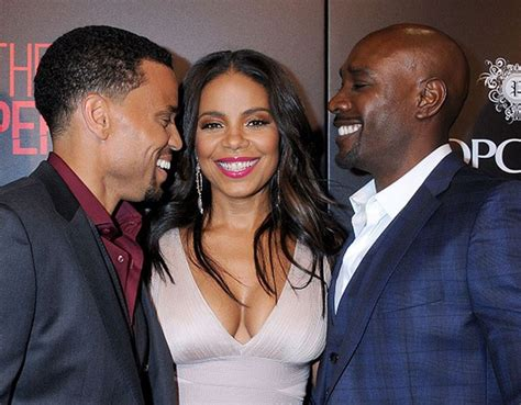 michael ealy wife age sanaa lathan michael ealy morris chestnut more talk