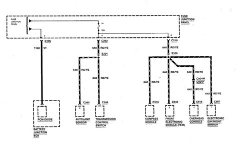 98 ford windstar fuse diagram i need a fuse diagram for a 98 ford windstar minivan