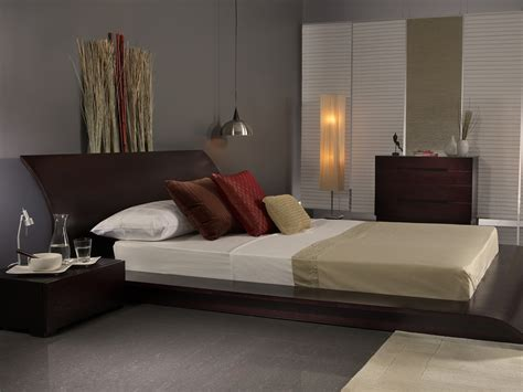 wave bedroom set wave platform bed set