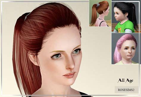 sims 3 custom hairstyles nygirl sims sims 3 custom content model credits