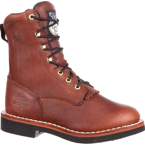 boot s chemical resistant lacer work boot