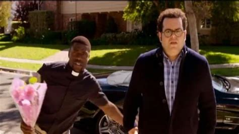 Wedding Ringer Quotes Kevin Hart by The Wedding Ringer Trailer Kevin Hart Is A Priest