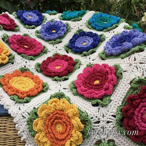 flower pattern crochet blanket baby blanket crochet patterns flower blanket pattern