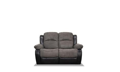 gray microfiber reclining loveseat classic traditional brushed microfiber recliner loveseat