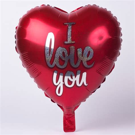 Dijamin Balon Foil You Are Loved i you foil helium balloon