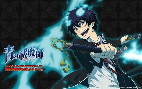 anoboy ao no exorcist okumura rin ao no exorcist wallpaper 679014