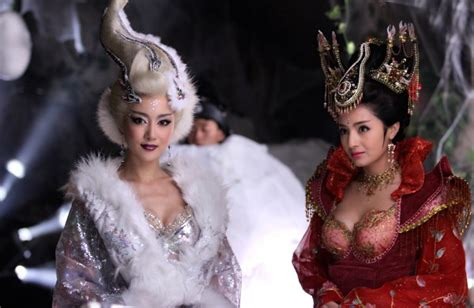 film drama china daji the 9 tailed fox another chinese drama is deemed too